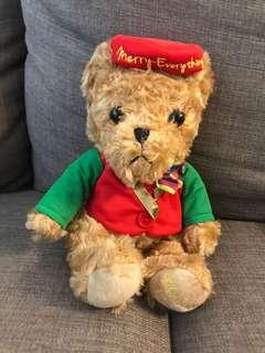 Blesscuit Teddy Bear - Merry everything