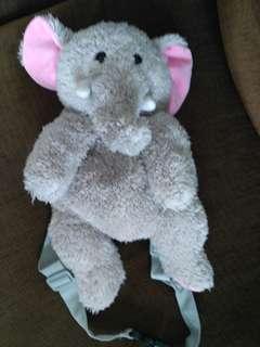 🚚 Elephant backpack