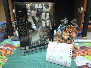 *SALE* Bandai SD Gundam Online Action Figure SDGO Nu Gundam HWS