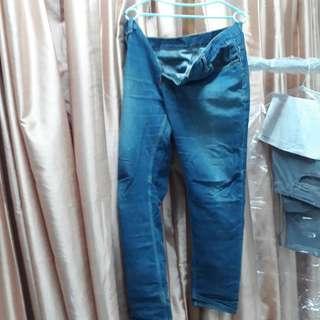 celana panjang jeans levis ori