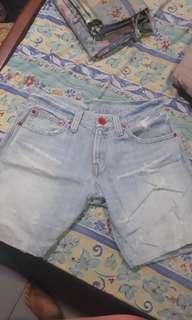Celana pendek Big Size #dibuangsayang