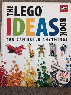 LEGO ideas book