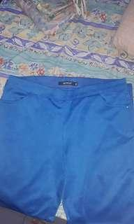 Celana legging Big size panjang #dibuangsayang