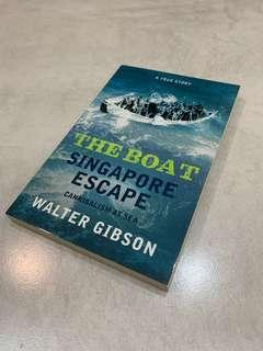🚚 The Boat by Walter Gibson