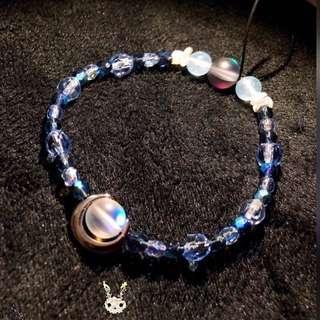Handmade Moonstone Crystal Bracelet