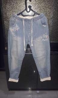 Celana Jeans Big Size IMPORT #dibuangsayang