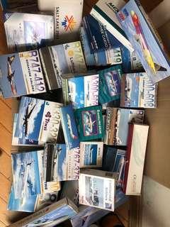 Airplanes models