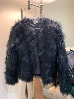 Witchery Fur Jacket (8)