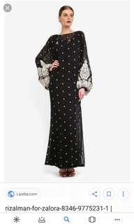 Rizalman khanwa dress