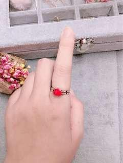 🚚 全新-正韓-愛心翻轉戒指❤️