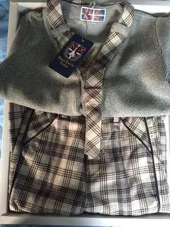 🚚 皇家查理士學院男童套裝彌月禮盒
