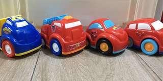 Free 免費小童玩具車