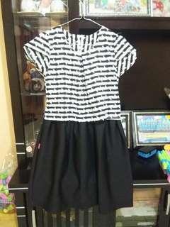Banu dress wanita