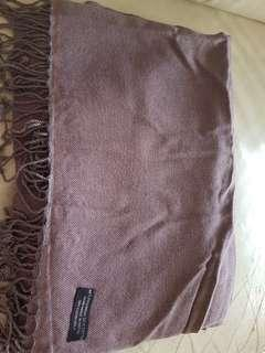 🚚 Purple shawl