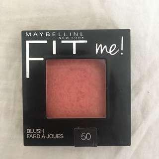 Maybelline Fit Me Blush (Wine)