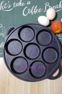 Last pc! Egg pan