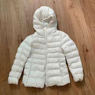 Uniqlo light warm padded parka Winter Jacket