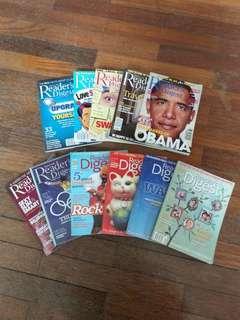 Reader's Digest Asia 2008 #APR10