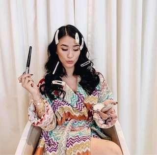 Heart Evangelista Trendy Clips