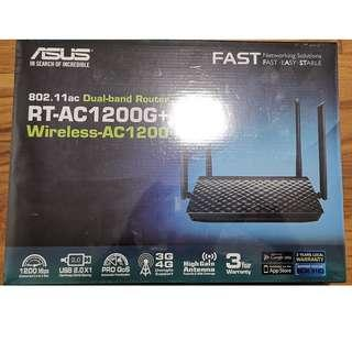 Asus AC1200G+ Dual Band WiFi Router | Brand New | In Box