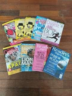 Reader's Digest Asia 2014 #APR10