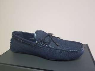 Pedro Denim Loafers  - Dark Blue (of course), EU 41 / US 8 / UK 7