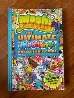 Moshi monsters - The ultimate moshlings collector's guide