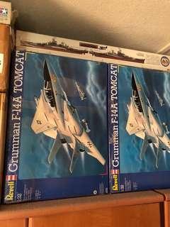 🚚 1:32 Revelll F-14A Tomcat