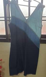 Love Bonito Demin Dress