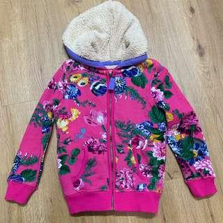🚚 Joules girl's jacket - great for autumn and cool spring weather.