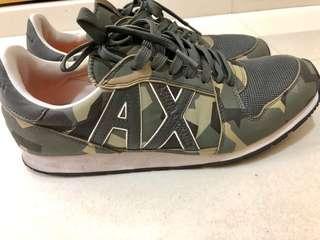 Armani Exchange Army Design Sneaker