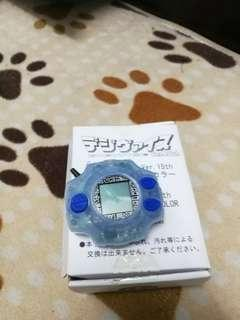 Digivice D2 Digimon Anime Color