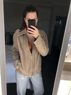 Masque corduroy jacket