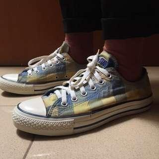 Converse All Star (Gingham Edition)