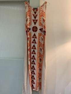 Mister Zimi maxi dress (XS)