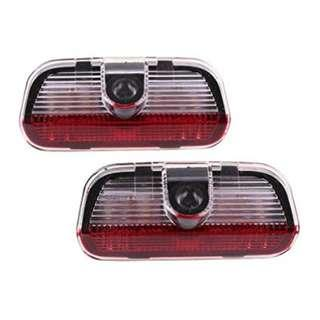VW door lights for Golf 7, Jetta 6, Passat etc. COMES IN A PAIR