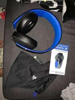 Sony PS4 Wireless Stereo Headset