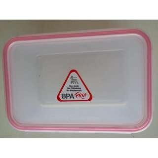 膠盒 BPA free  plastic box