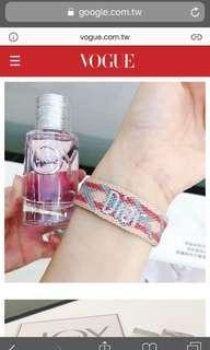 🚚 Dior編織手環