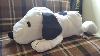(Authentic) Snoopy Squishy Lying Down Jumbo Plushy