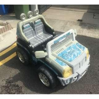 Kids Electric Riding Land Rover