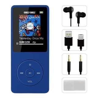 FENQAN Digital MP3 Player X02 (YA110)