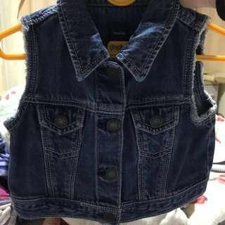 Gap baby girl jeans outer