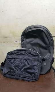 Porter backpack / messenger bag