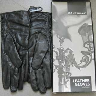 Leather Gloves (Woman Size M)