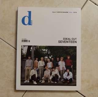 Seventeen Dicon Magazine