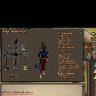 🚚 OSRS oldschool runescape services