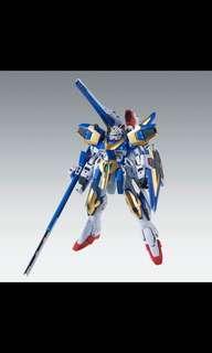 MG 1/100 Victory Two (2) Assault Buster Gundam Ver. Ka.