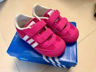Adidas Original kids sneaker (有盒)