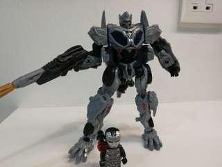 Transformers movie optimus prime protoform